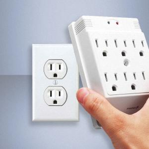 6 way wall adapter Power VOX