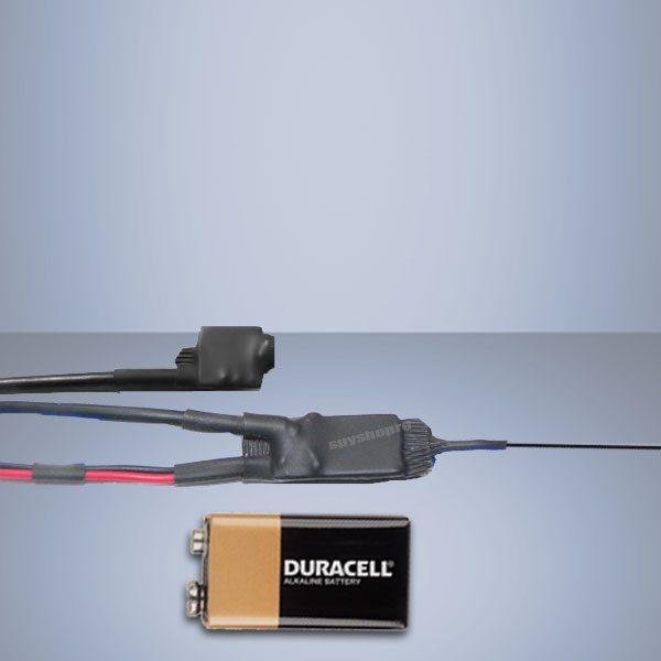 Body wires uhf bug spy