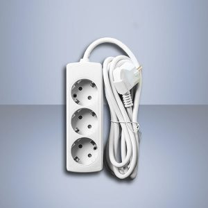 UHF power VOX transmitter in power strip EU extension
