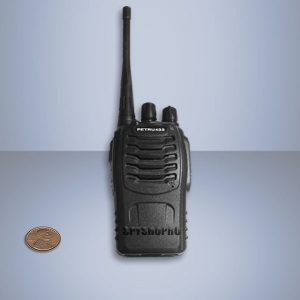 Transceiver FM UHF extremely sensitive