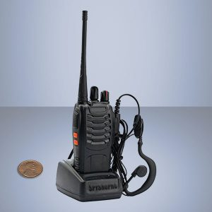Transceiver FM UHF extremely sensitive