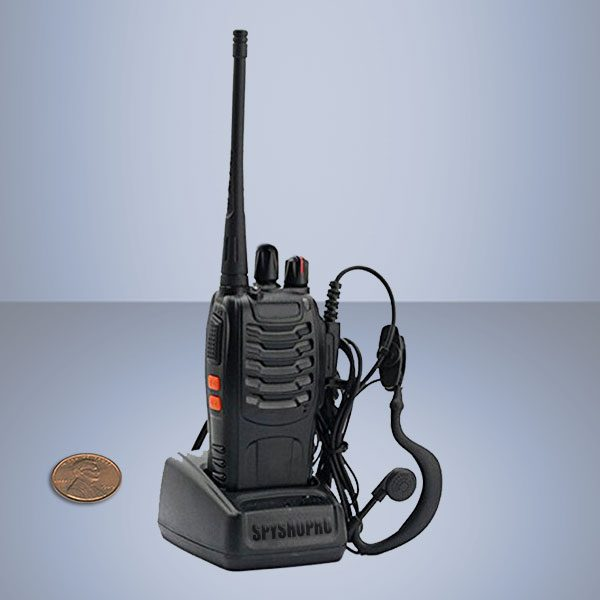 Spy bug receiver UHF