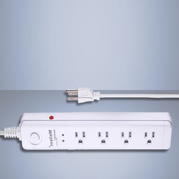 USA power strip 110V UHF