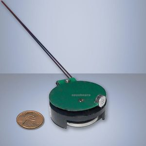 Cheapest UHF listening device using button battery