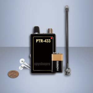 UHF professional receiver 433mhz detachable antenna